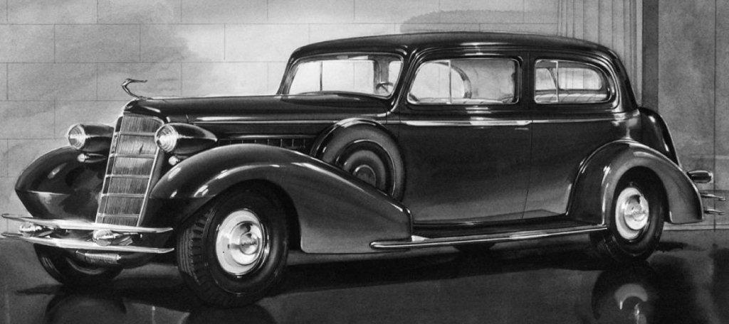 1934 355 d town coupe