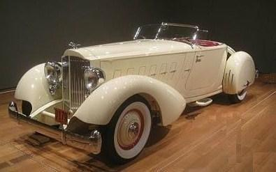 1934 packard de clarck gable