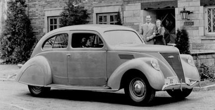 1936 lincoln zephyr coupe