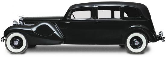 1937 duesenberg j throne car