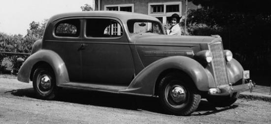 1937 packard 115c