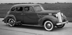 1938 110 sedan essai vitesse
