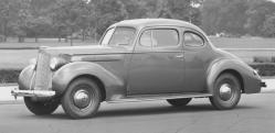 1938 packard six business coupe