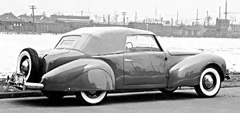 1939 edsel s dream arriere