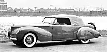 1939 edsel s dream avant