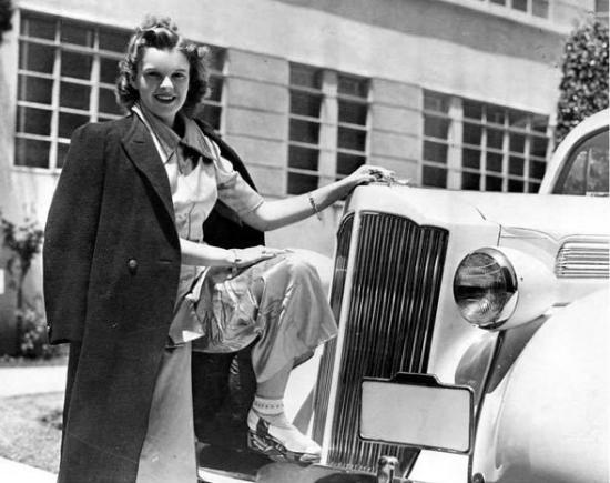 1939 packard six judy garland 1922 1969