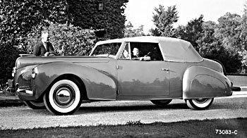 1940 cabriolet