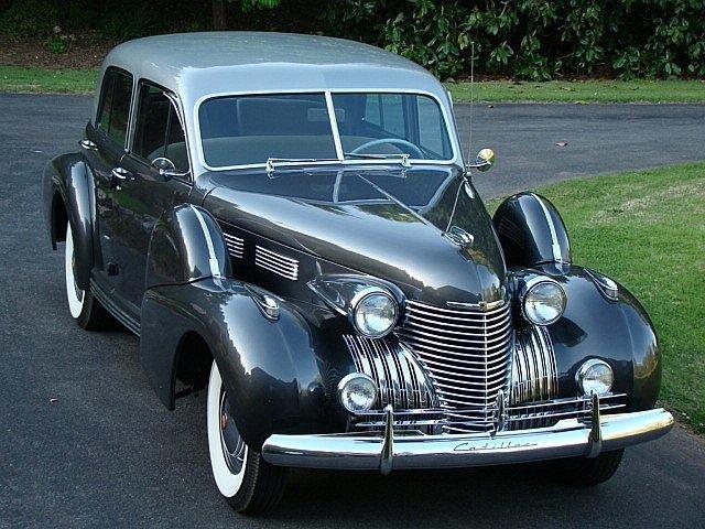 1940 series 60 sedan