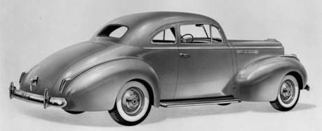 1941 110 business coupe