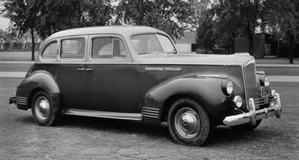 1941 110 deluxe sedan