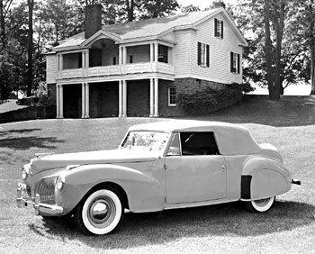 1941 cabriolet