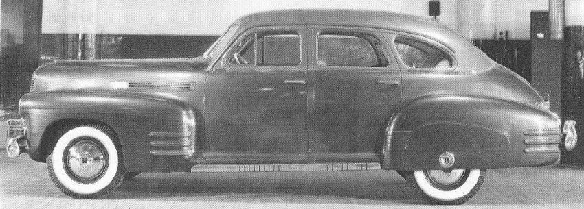 1941 lasalle maquette 1