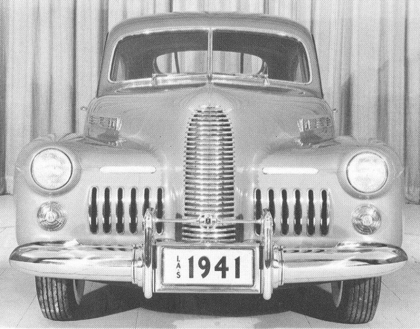 1941 lasalle maquette 2