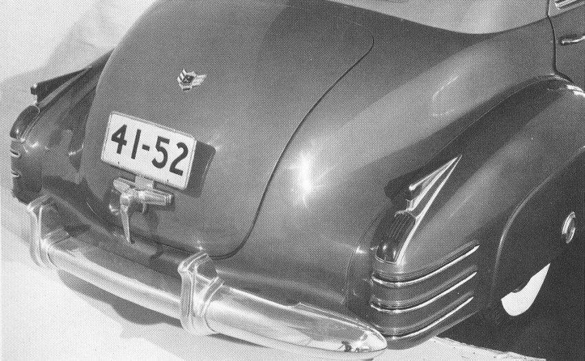 1941 lasalle maquette 3