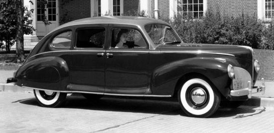 1941 lincoln zephyr sedan 2