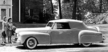 1942 cabriolet