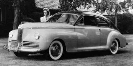 1942 packard clipper special six
