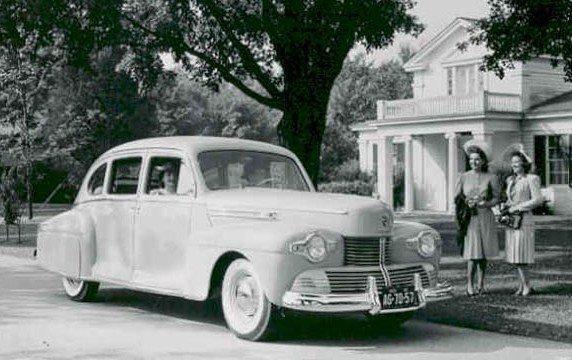1942 sedan