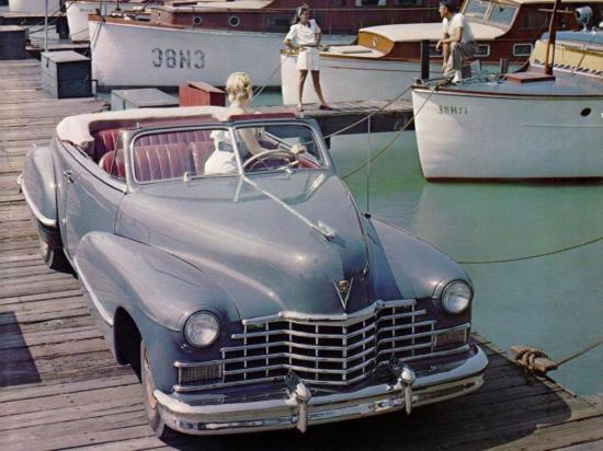 1946 cadillac 62 conv