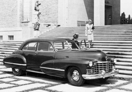 1946 cadillac 62 sedan