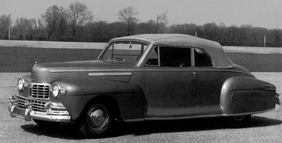 1946 series 66h convertible