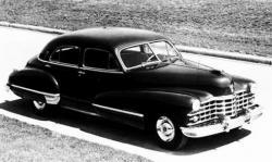 1947 cadillac 62 sedan