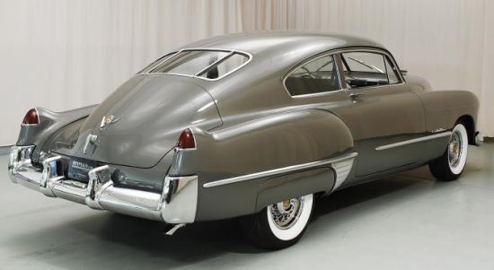1949 cadillac 61 sedanet