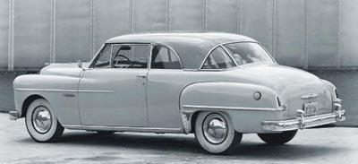 1950 dodge coronet diplomat