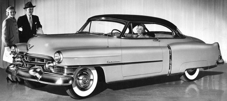 1951 deville