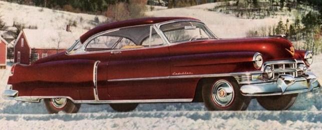 1952 deville