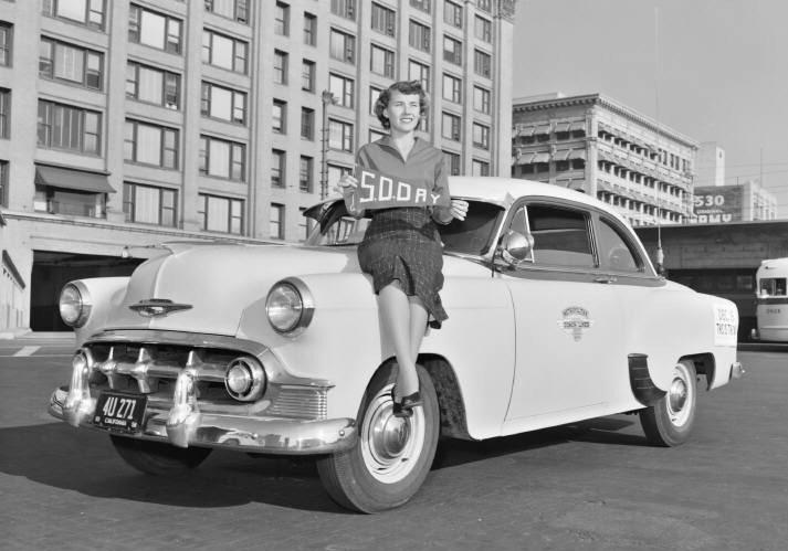 1953 chevrolet 211