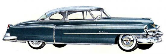 1953 coupe serie 62