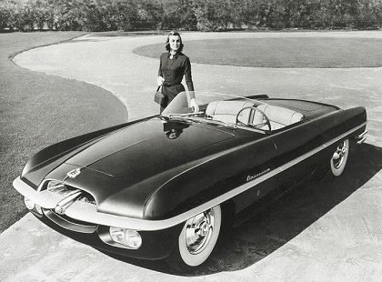 1953 dodge firearrow