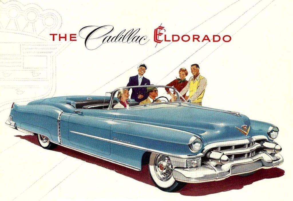 1953 eldorado