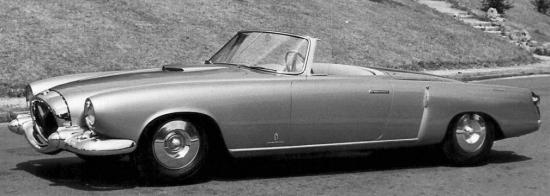 1954 avant
