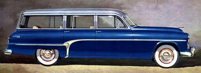 1954 coronet sierra