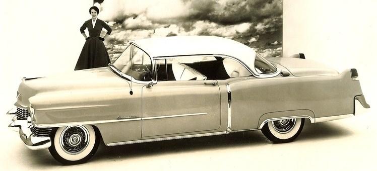 1954 deville