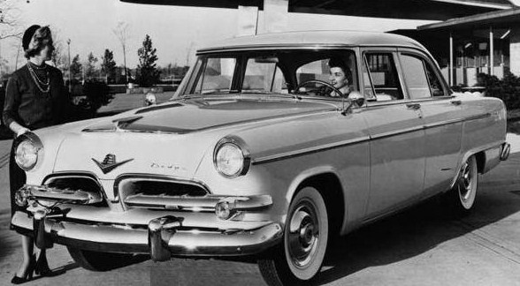 1955 dodge royal sedan 1