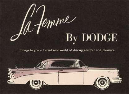 1955 la femme