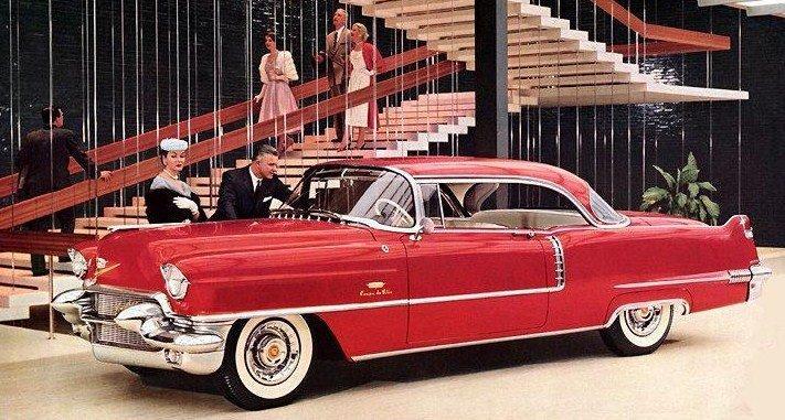 1956 deville
