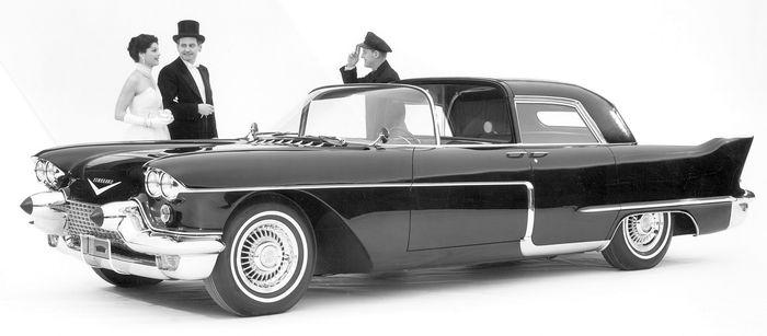 1956 eldorado brougham town car