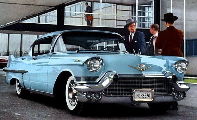 1957 sedan deville