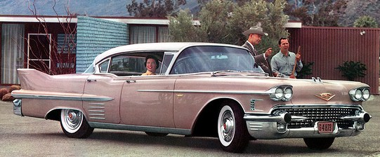 1958 sedan deville
