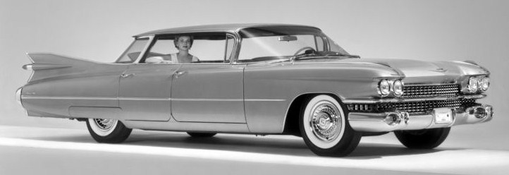 1959 sedan deville 4window