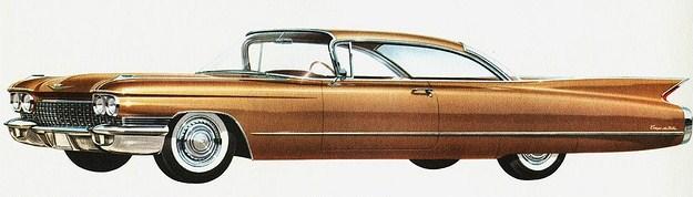 1960 coupe deville