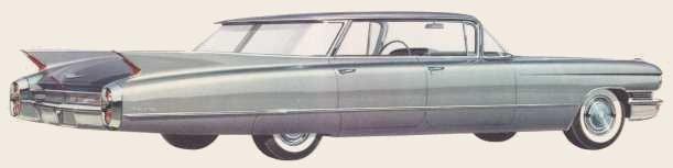 1960 sedan deville 4window