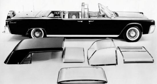 1961 continental