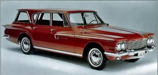 1961 dodge lancer wagon