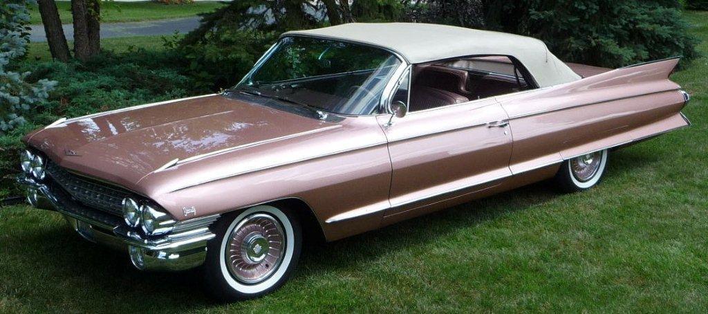 1961 eldorado