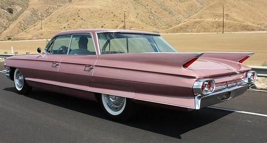 1961 sedan deville 4window